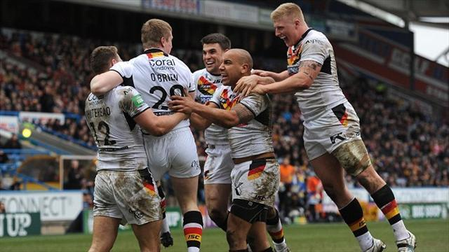 Rugby League - Bradford Bulls given new licence