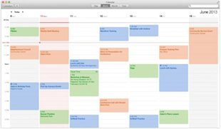 Why OS X Mavericks and the New MacBook Air Will Rock Your Mac World image calendar week 685x399