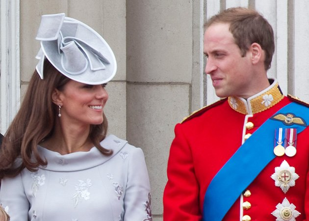 Kate Middleton, Prince William, Buckingham Palace balcony