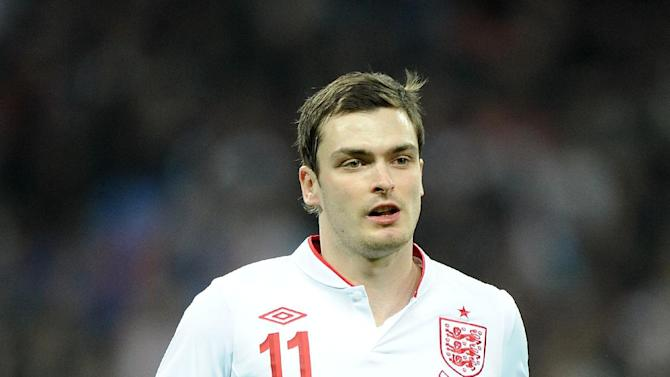Adam Johnson has been backed to play a big role for England