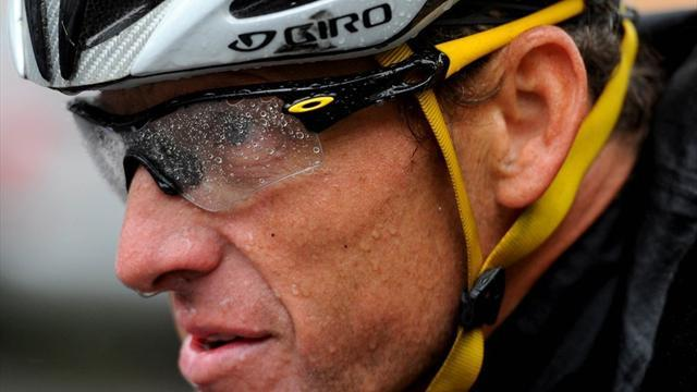 Cycling - Armstrong: I was singled out for punishment