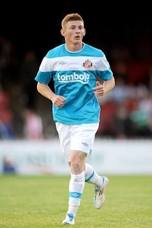 Jordan Cook scored four goals in six appearances when on loan at Carlisle