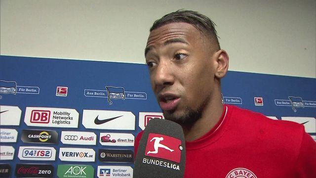 Boateng thrilled to win Bundesliga title at former club