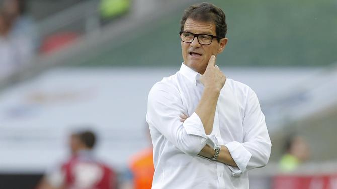 Serie A - Report: Russia to sack Fabio Capello