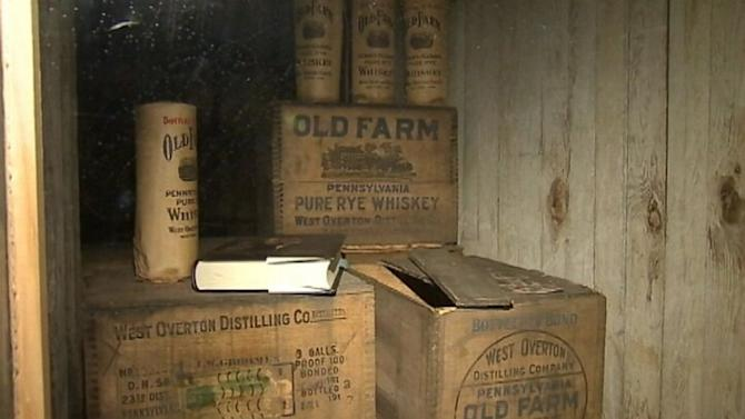Man Drank $102,000 Worth of Historic Whiskey