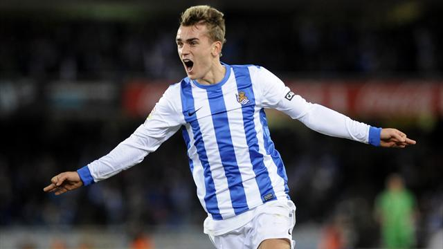 Premier League - Wenger confirms Griezmann interest