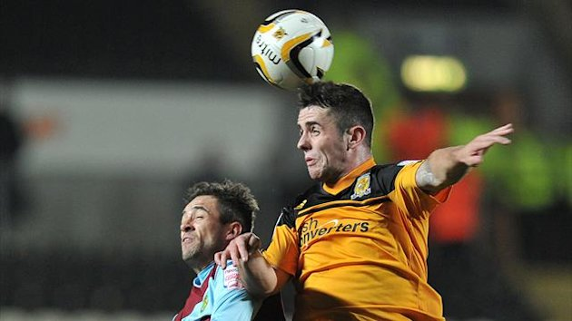 Robbie Brady, right, believes Hull have a strong chance at promotion