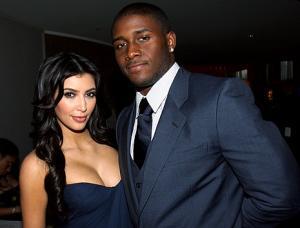 """Reggie Bush """"Comforting"""" Kim Kardashian Post-Split"""