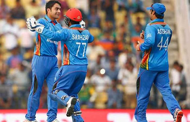 Harare ODI: Afghanistan won by 106 runs (D/L method)