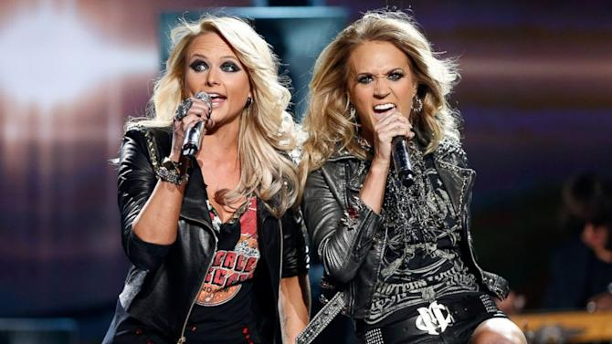 See Carrie Underwood's Lavish Gift From Miranda Lambert