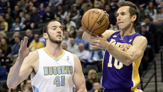 Basketball - Nash set to return for Lakers
