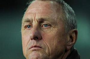 Cruyff: Playing Manchester City now is a bonus for Ajax