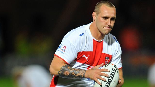 Rugby League - Hock joins Widnes on loan