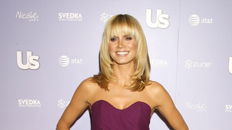 Heidi Klum Rocks 'Project Runway' Designs - Rami Kashou: Season 4 runner-up;