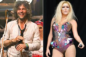 Ke$ha-Flaming Lips Collaboration Album Called Off