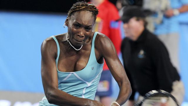 Tennis - Venus Williams inspires US turnaround at Hopman Cup