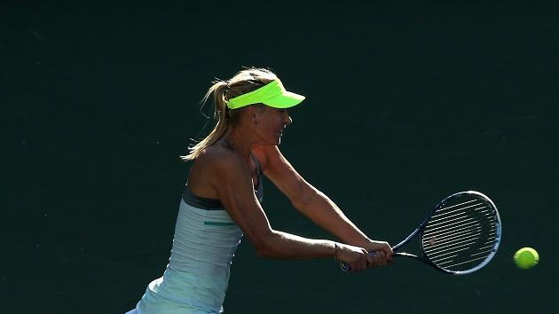 20 - Maria Sharapova abre a lista (Getty Images)