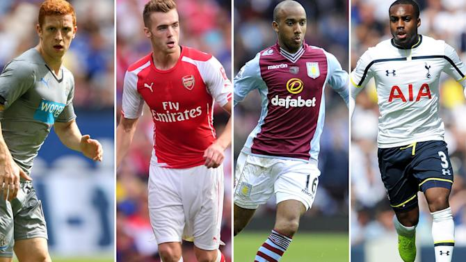 Euro 2016 - Four uncapped players named in England squad
