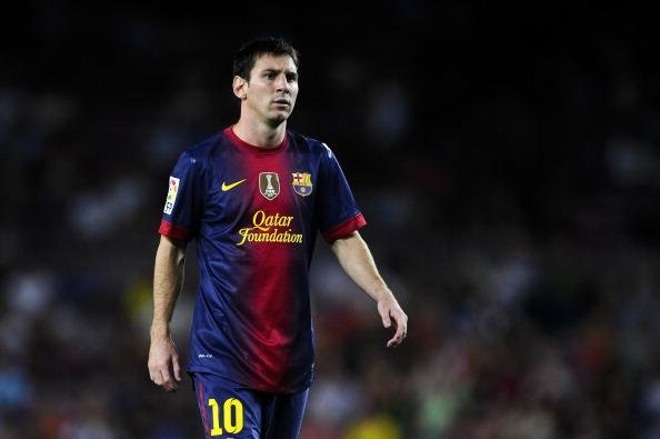 Rumour: Manchester City plotting shock £250m bid for Lionel Messi