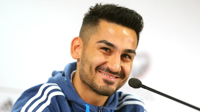 Republic of Ireland vs. Germany: Gundogan doesn't want to play for a draw