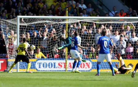 Soccer - Sky Bet Championship - Watford v Birmingham City - Vicarage Road