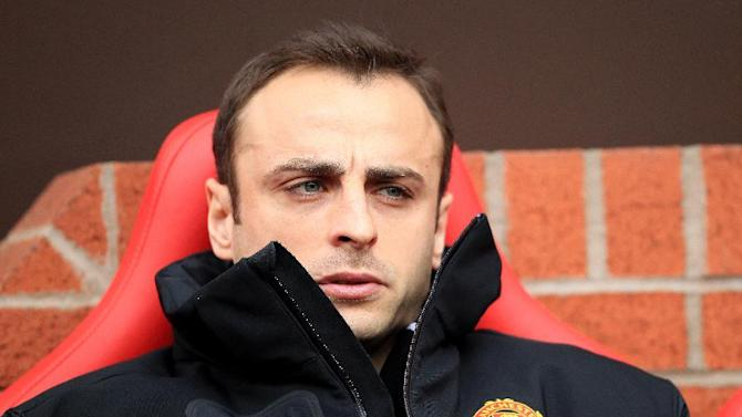 Dimitar Berbatov has fallen down the pecking order at Manchester United