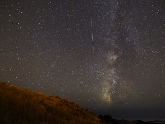 Perseid Meteor Shower Draws Hundreds of Skywatchers to National Parks