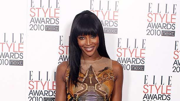 Campbell Naomi ELLE Style Awards