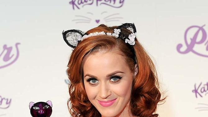 Katy Perry P Erfume Launch