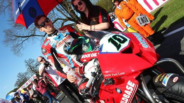 Superbikes - Oulton BSB: Kirkham consolidates fifth
