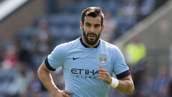 Premier League - Negredo out for up to three months as City target signings
