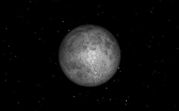 Tonight's Full Moon Is a Snow Moon: How to See It Online