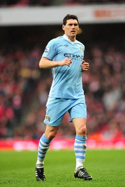 Gareth Barry is eager to return to the first-team fold