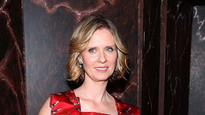 Cynthia Nixon GEM Awards