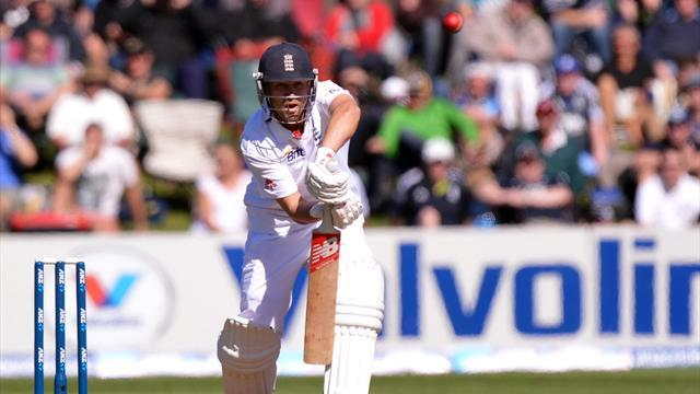 Cricket - It just wasn't our day - Trott