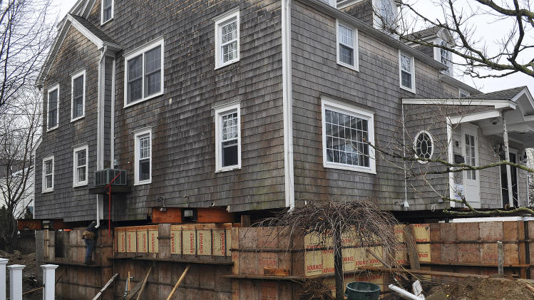 Conn. homeowners face stark choices after Sandy