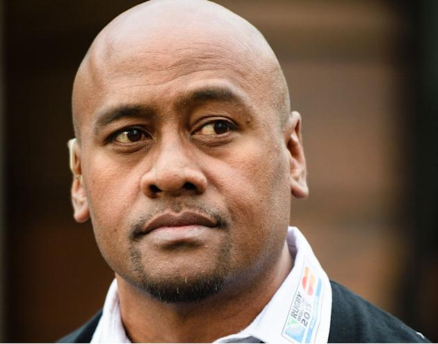 Rugby great Jonah Lomu scored a record 15 tries at Rugby World Cups, with eight of them coming in 1999, a record in itself for most tries at a single tournament