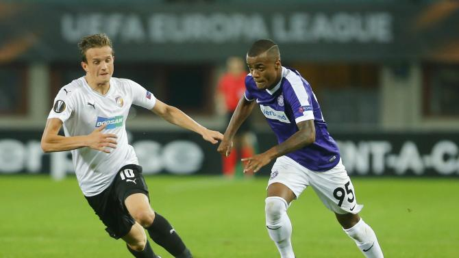FK Austria Wien v FC Viktoria Plzen - UEFA Europa League group stage - Group E