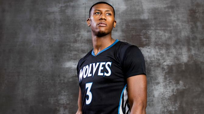 Timberwolves' Kris Dunn is peers' pick for NBA Rookie of the Year