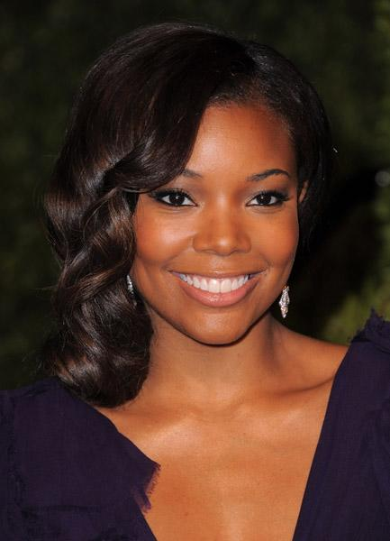 Gabrielle Union's flawless face