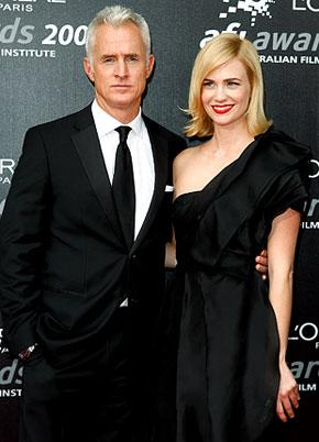 Mad Men's John Slattery Defends January Jones' Icy On-Set Demeanor