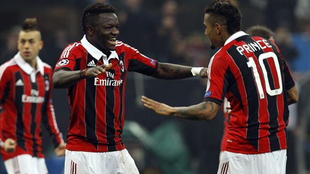 Serie A - Boateng: 'Exemplary racism punishment'