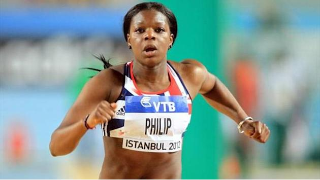 Athletics - Sprinter Philip lays out world indoor targets