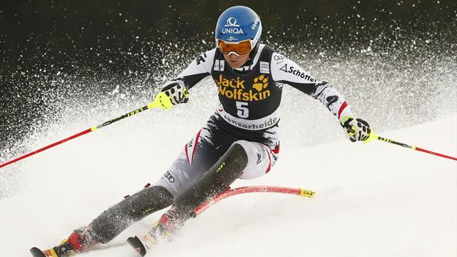 Alpine Skiing - Aching Schild contemplates end of career