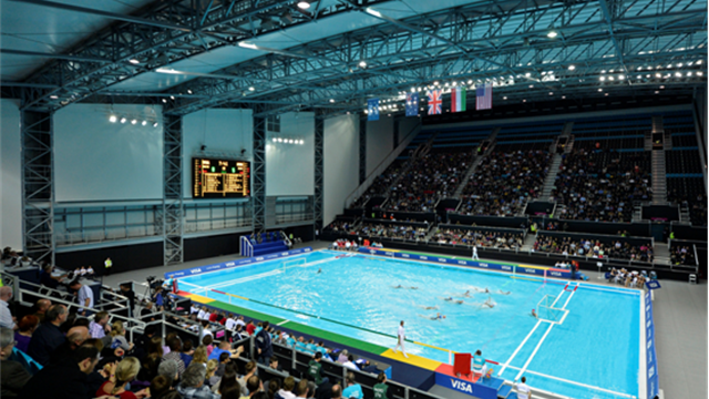 Venue Guide: Water Polo Arena
