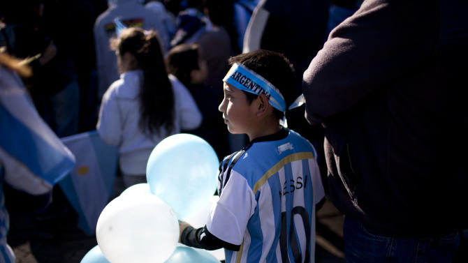 Argentina travels to Brazil fighting hubris