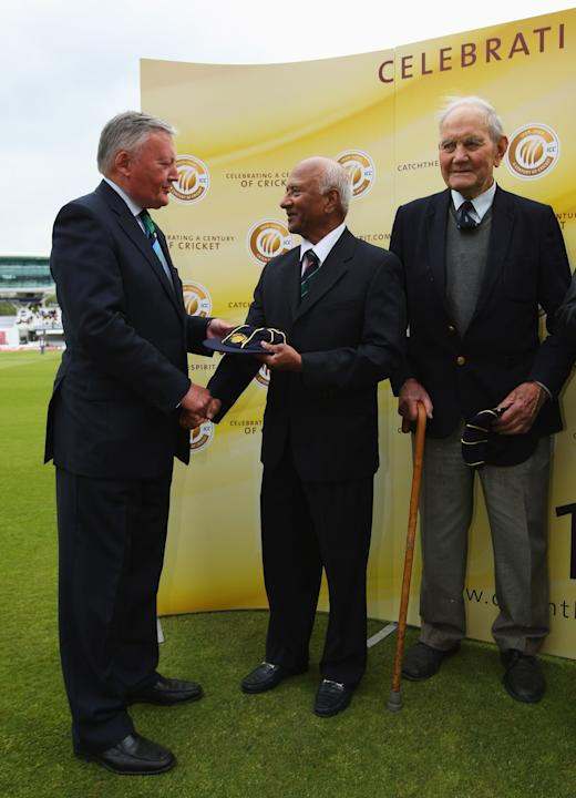 England v West Indies - 1st npower Test Match: Day Two