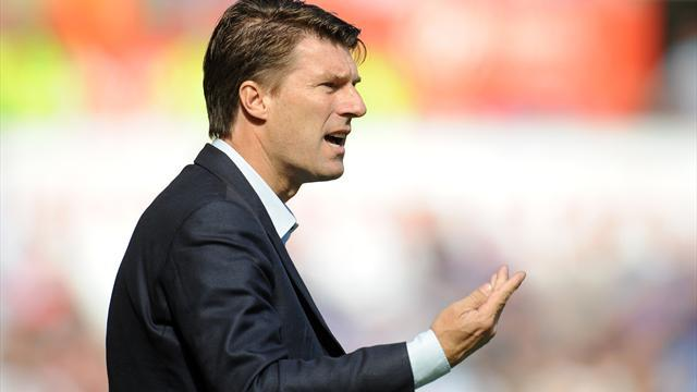 Football - Laudrup looks for more good London form