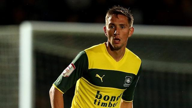 Football - Hourihane signs new Argyle deal