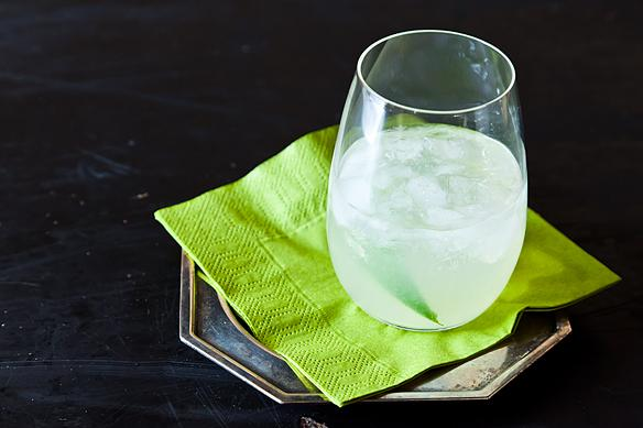 Lemon-Lime Margaritas